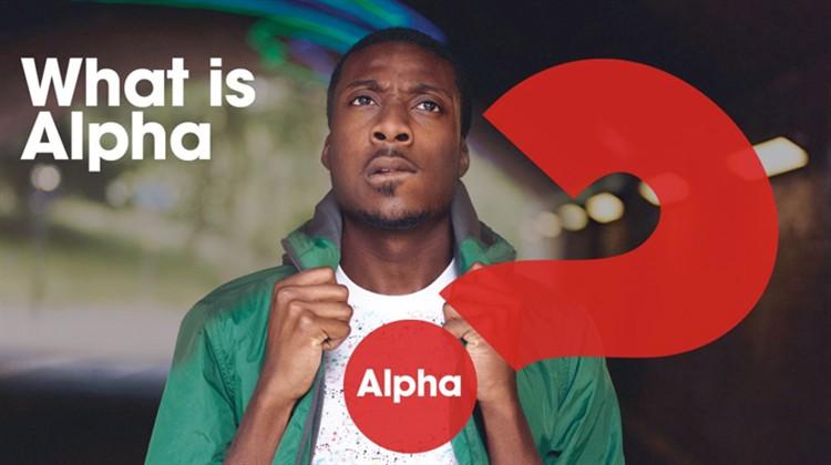 Alpha course photo