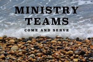Ministry Teams (Ocean Rocks)