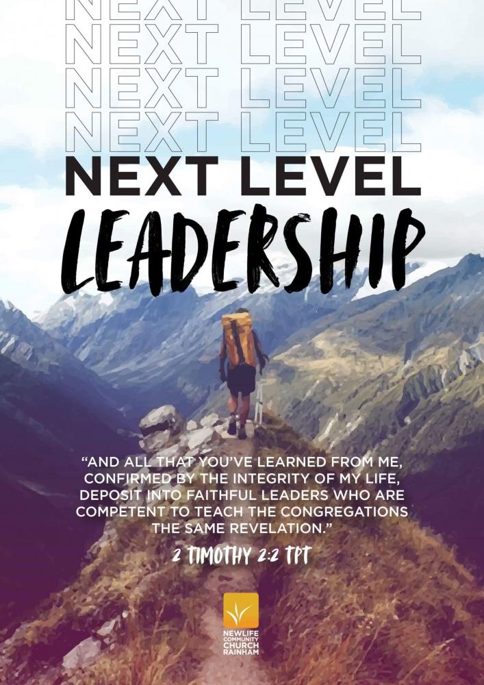 Next level Leadership.