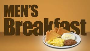 men breakfast
